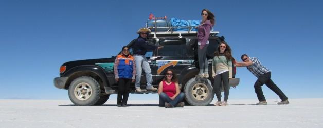 Vierdaagse Saltflats tour, van Tupiza naar Uyuni