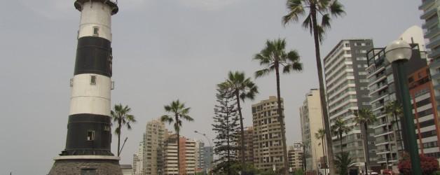 Lima deel 1: Gewoon een grote stad