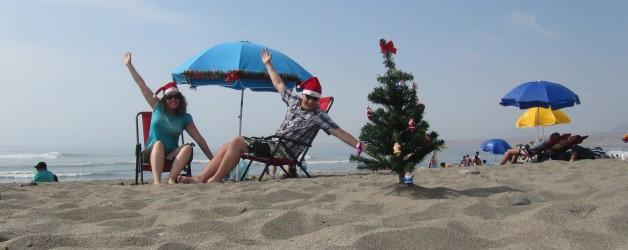 Trujillo en Huanchaco: Strandhangen!