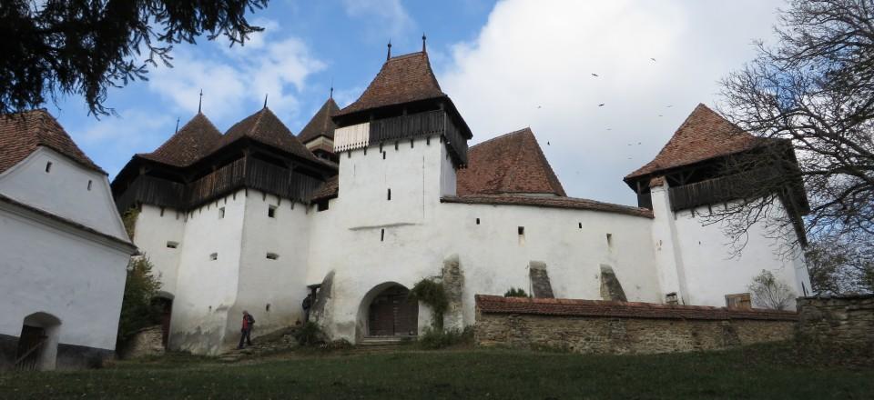Op pelgrimstocht door Roemenië langs kerken en burchten