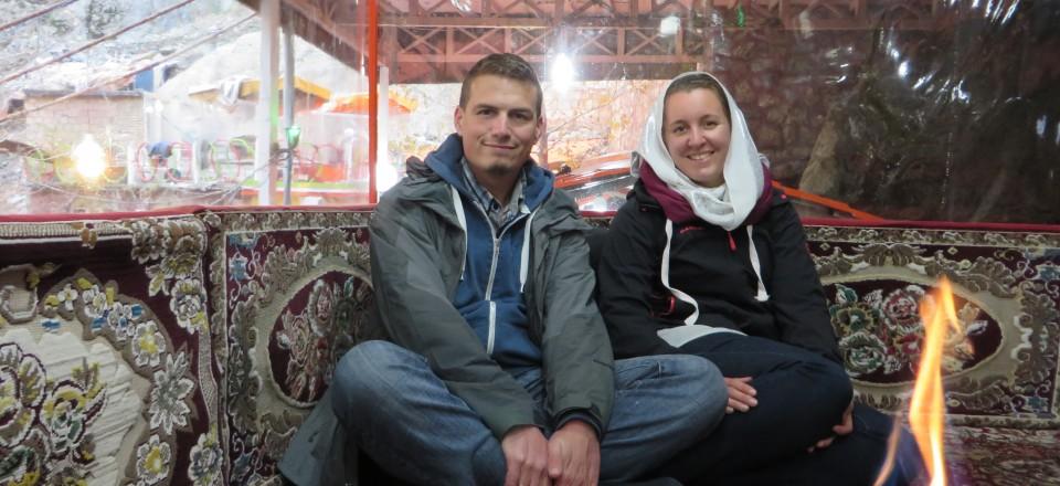 Laatste dag in Iran, nog een dagje Tehran
