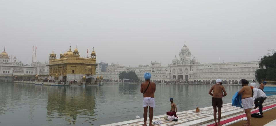 De eerste kennismaking met India
