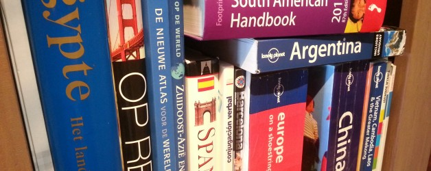 Boeken over reizen in Zuid-Amerika