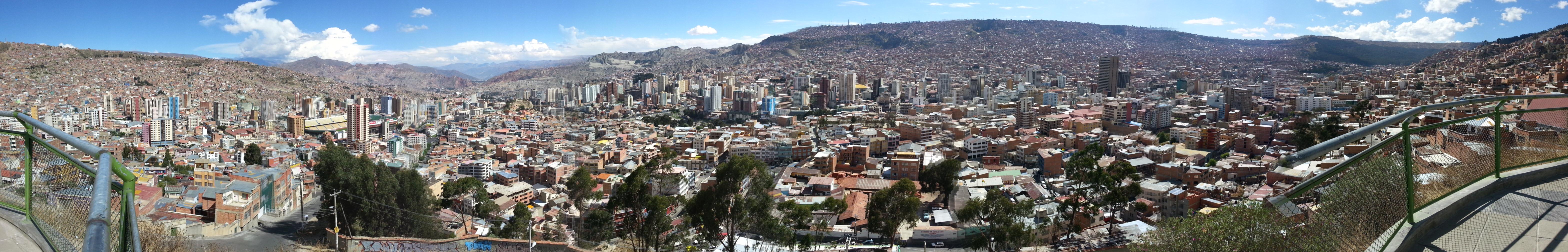 La Paz: Deel 1