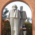 Marx, Engels & Mennes