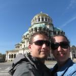 Iets van Nevski ofzo heet deze kerk