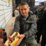 Subway footlong Falafel