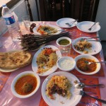 Afghaanse lunch