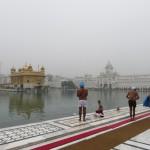 Heilig water, heilige omgeving, heilige tempel