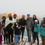 Golden temple, poor family